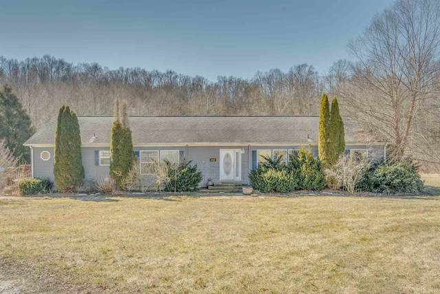 4445 Bartlettsville Road, Bedford, IN 47421 (MLS #202106108) :: The ORR Home Selling Team