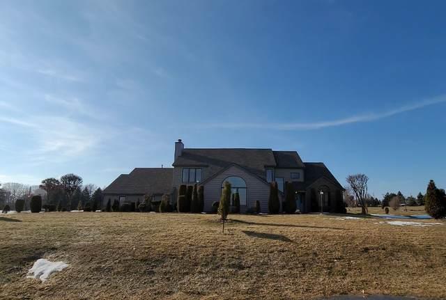 2828 Emerald Lake Drive, Fort Wayne, IN 46804 (MLS #202106139) :: Aimee Ness Realty Group