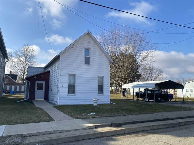531 Washington Street, Logansport, IN 46947 (MLS #202106168) :: The Natasha Hernandez Team