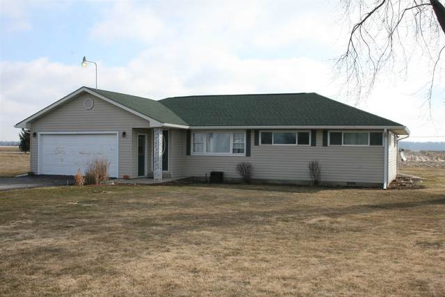 10500 S County Road 200 W, Muncie, IN 47302 (MLS #202106179) :: Hoosier Heartland Team | RE/MAX Crossroads