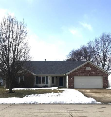 109 Buckingham Drive, Lafayette, IN 47909 (MLS #202106215) :: The Romanski Group - Keller Williams Realty