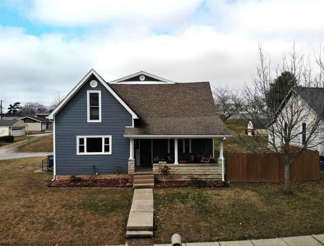 1921 F Street, Bedford, IN 47421 (MLS #202106223) :: The ORR Home Selling Team