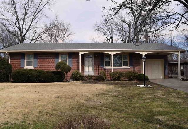 5501 Twickingham Drive, Evansville, IN 47711 (MLS #202106225) :: Aimee Ness Realty Group