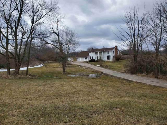 18403 Devall Road, Spencerville, IN 46788 (MLS #202106235) :: Hoosier Heartland Team | RE/MAX Crossroads
