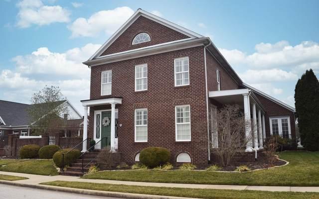 1508 Glen Eden Lane, Evansville, IN 47715 (MLS #202106248) :: Aimee Ness Realty Group