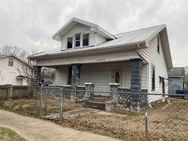 626 Ravenswood Drive, Evansville, IN 47713 (MLS #202106261) :: The ORR Home Selling Team