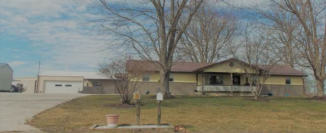 1259 Quail Run Road, Mitchell, IN 47446 (MLS #202106272) :: Aimee Ness Realty Group