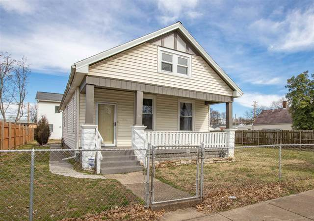 608 E Missouri Street, Evansville, IN 47711 (MLS #202106276) :: The Dauby Team