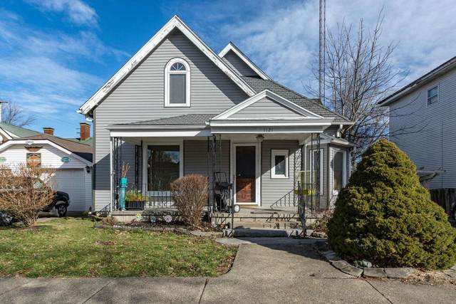 1121 13th Street, Bedford, IN 47421 (MLS #202106281) :: The ORR Home Selling Team