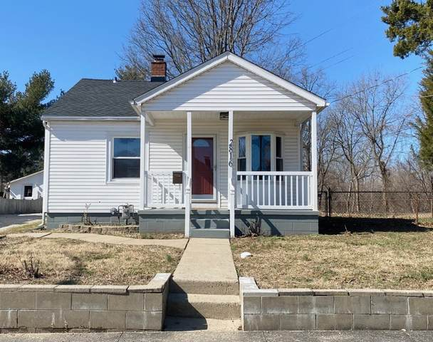 2816 N Sherman Street, Evansville, IN 47711 (MLS #202106372) :: The Dauby Team