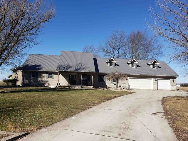 1191 S 1300 E Road, Greentown, IN 46936 (MLS #202106398) :: The Romanski Group - Keller Williams Realty