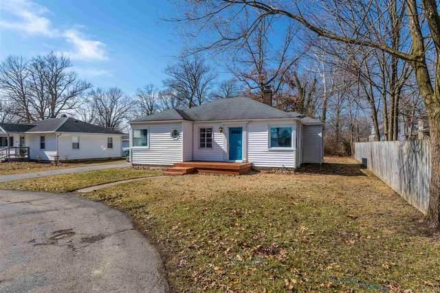 2205 N High Street, Muncie, IN 47303 (MLS #202106423) :: The ORR Home Selling Team