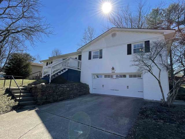 4010 E Providence Court, Bloomington, IN 47408 (MLS #202106441) :: Aimee Ness Realty Group