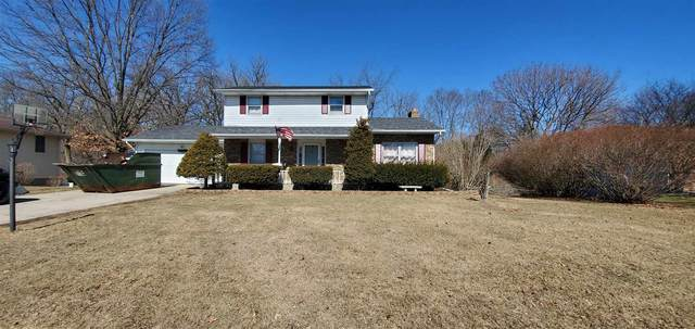 22491 Briarhill Drive, Goshen, IN 46528 (MLS #202106473) :: Aimee Ness Realty Group