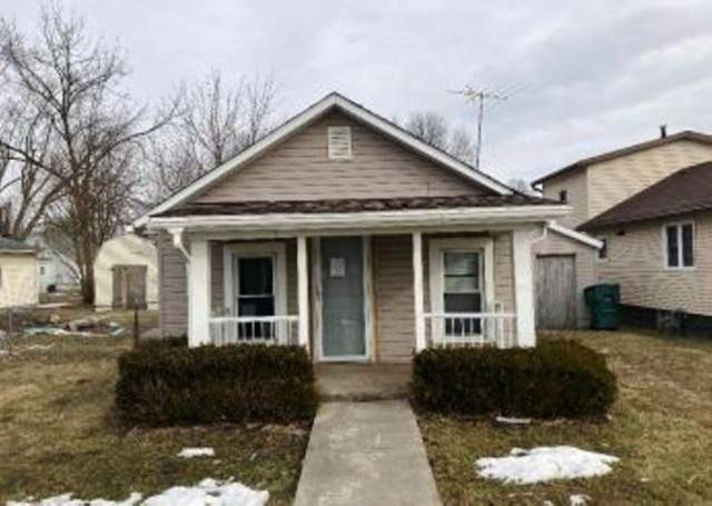 3312 E 16th Street, Muncie, IN 47302 (MLS #202106516) :: The Romanski Group - Keller Williams Realty