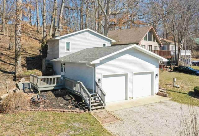 10573 N Earl Avenue, Monticello, IN 47960 (MLS #202106616) :: The Romanski Group - Keller Williams Realty