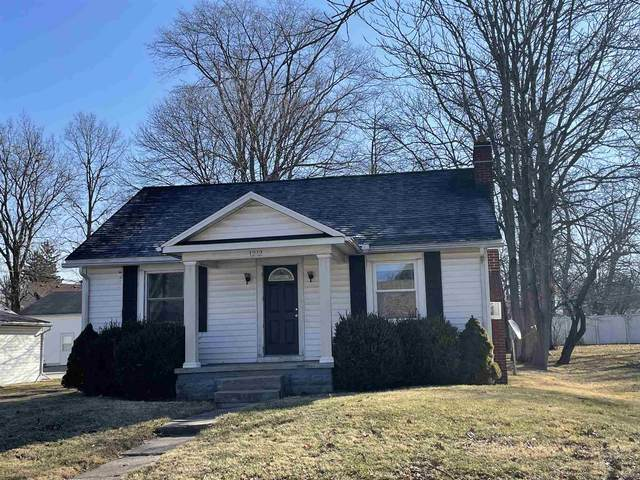 1212 S Wall Avenue, Muncie, IN 47302 (MLS #202106623) :: The ORR Home Selling Team