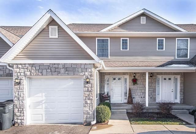 5974 N Ajuga Court, Ellettsville, IN 47429 (MLS #202106626) :: The ORR Home Selling Team