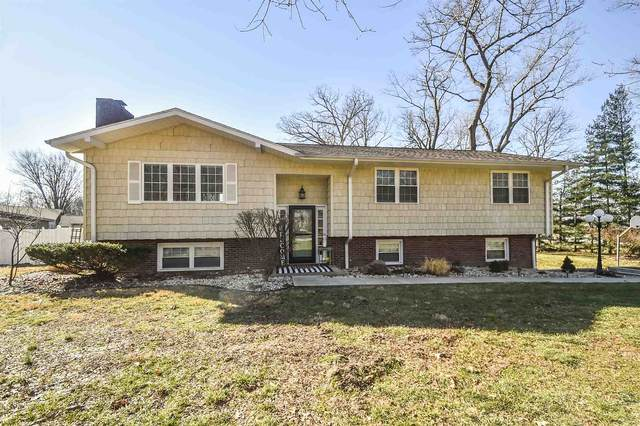 46 Woodlawn Drive, Mitchell, IN 47446 (MLS #202106665) :: Anthony REALTORS