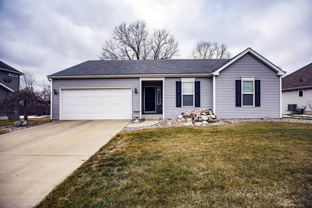 54919 Cheyenne Meadows Drive, Osceola, IN 46561 (MLS #202106718) :: The ORR Home Selling Team