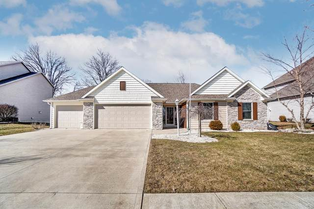 2016 Balboa Drive, Fort Wayne, IN 46814 (MLS #202106746) :: Aimee Ness Realty Group