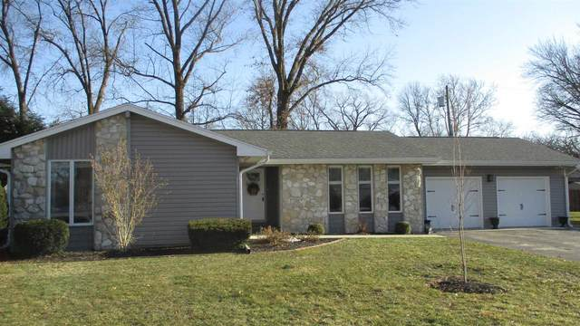 109 Van Tassel Drive, Monticello, IN 46923 (MLS #202106759) :: The Romanski Group - Keller Williams Realty