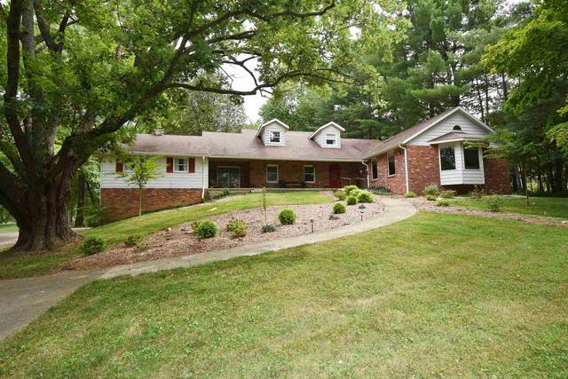 3125 S Snoddy Road, Bloomington, IN 47401 (MLS #202106764) :: RE/MAX Legacy