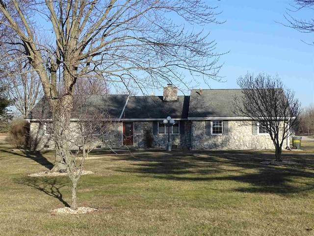 12800 N Cr 175E, Alexandria, IN 46001 (MLS #202106776) :: The ORR Home Selling Team