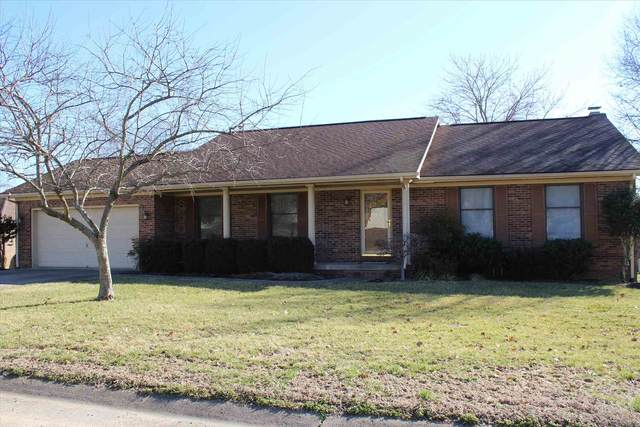 6715 Greendale Drive, Evansville, IN 47711 (MLS #202106780) :: The ORR Home Selling Team