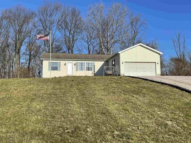 5754 W Old Princeton Road, Owensville, IN 47665 (MLS #202106788) :: RE/MAX Legacy