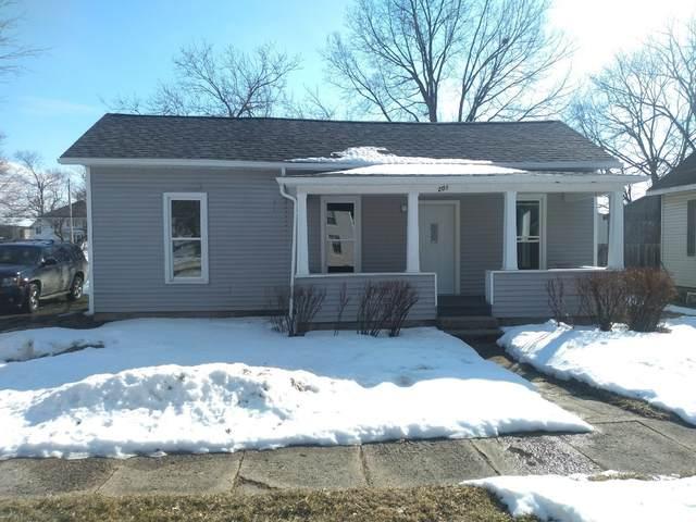 201 W Van Buren Street, Leesburg, IN 46538 (MLS #202106797) :: The ORR Home Selling Team