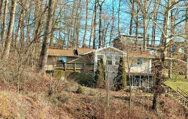 11392 N 1175 W, Monticello, IN 47960 (MLS #202106843) :: The Romanski Group - Keller Williams Realty