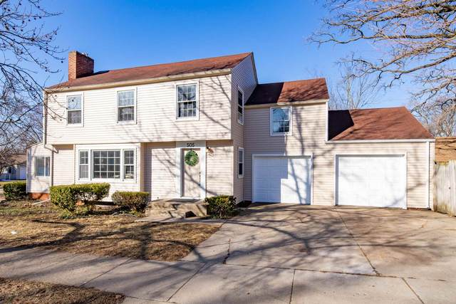 505 S Twyckenham Drive, South Bend, IN 46615 (MLS #202106866) :: Aimee Ness Realty Group