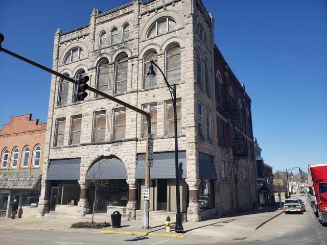 530 E Broadway Street, Logansport, IN 46947 (MLS #202106874) :: The Romanski Group - Keller Williams Realty