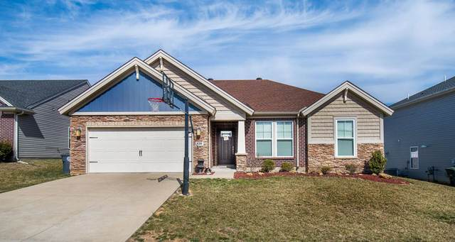 828 Groveview Court, Evansville, IN 47711 (MLS #202106894) :: The ORR Home Selling Team