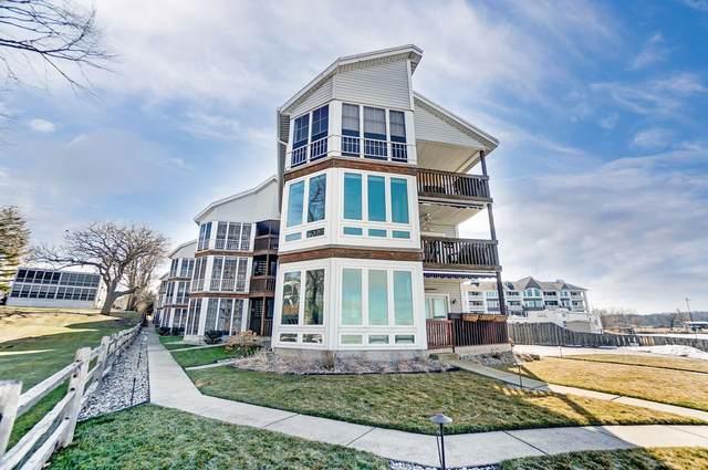 10035 N Turkey Creek Road #202, Syracuse, IN 46567 (MLS #202106910) :: The ORR Home Selling Team
