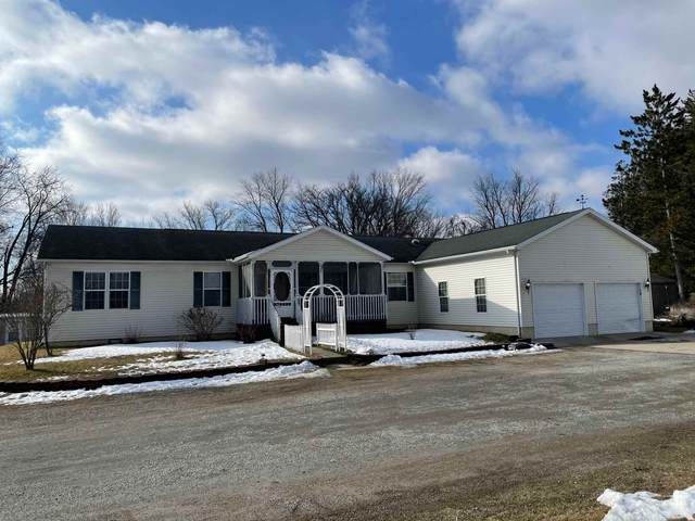 5909 Michigan Road, Plymouth, IN 46563 (MLS #202106970) :: The ORR Home Selling Team