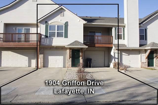 1904 Griffon Drive, Lafayette, IN 47909 (MLS #202106986) :: The Romanski Group - Keller Williams Realty