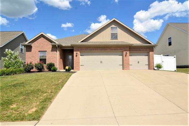 15321 Shakespeare Drive, Evansville, IN 47725 (MLS #202107018) :: The ORR Home Selling Team