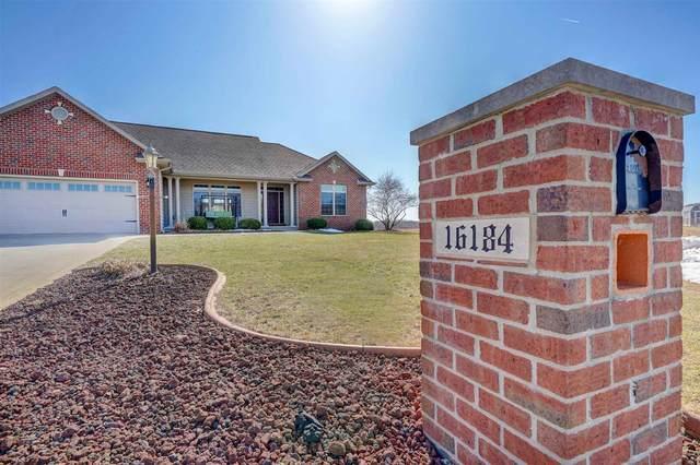 16184 Brunswick Drive, Goshen, IN 46526 (MLS #202107053) :: The ORR Home Selling Team