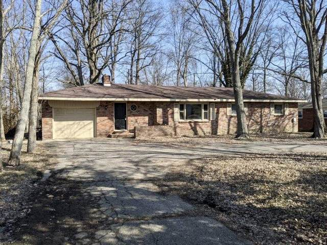 902 White Drive, New Castle, IN 47362 (MLS #202107135) :: Aimee Ness Realty Group