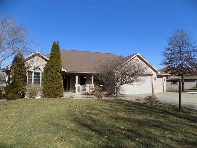 624 Amberwood Drive, Goshen, IN 46526 (MLS #202107143) :: The ORR Home Selling Team
