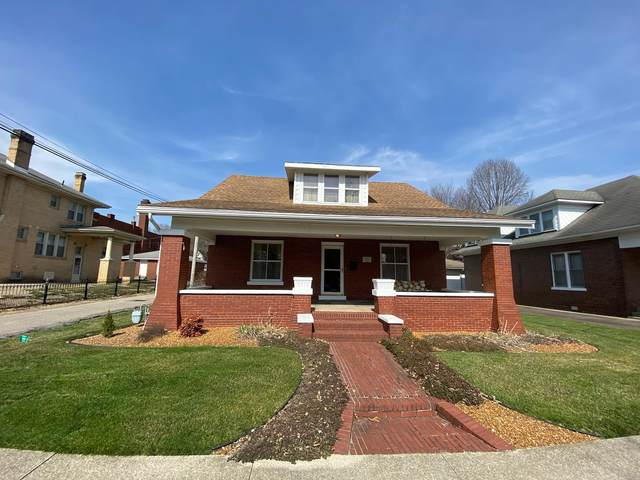 210 E Fourth St., Huntingburg, IN 47542 (MLS #202107148) :: Aimee Ness Realty Group