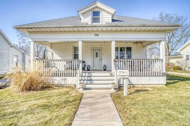 328 S 5th Street, Decatur, IN 46733 (MLS #202107154) :: TEAM Tamara