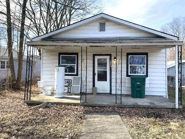 1721 Morton Street, New Castle, IN 47362 (MLS #202107160) :: The ORR Home Selling Team