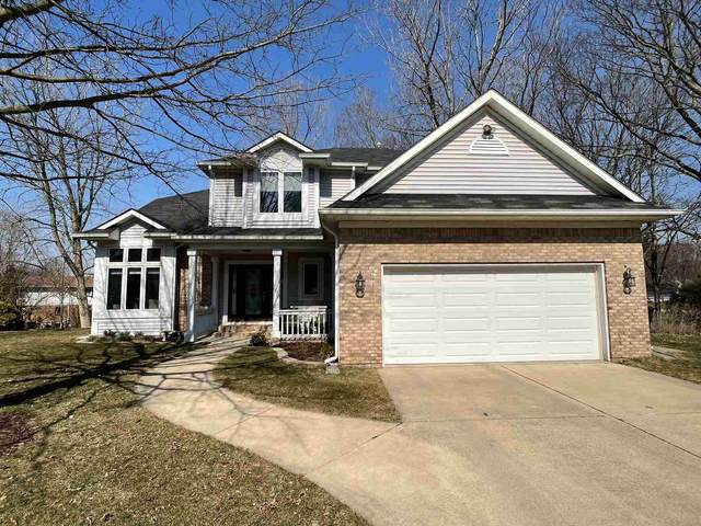 923 Pleasant Ridge Court, Lafayette, IN 47904 (MLS #202107167) :: Aimee Ness Realty Group