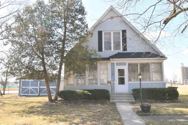 206 S Madison Avenue, Fowler, IN 47944 (MLS #202107172) :: Aimee Ness Realty Group