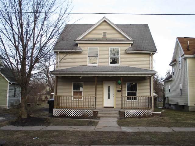 334 Studebaker Street, South Bend, IN 46628 (MLS #202107173) :: Aimee Ness Realty Group