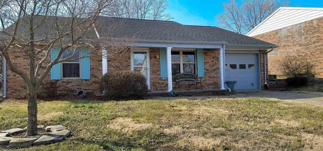 4121 Saddlebrooke Lane, Evansville, IN 47715 (MLS #202107174) :: The ORR Home Selling Team