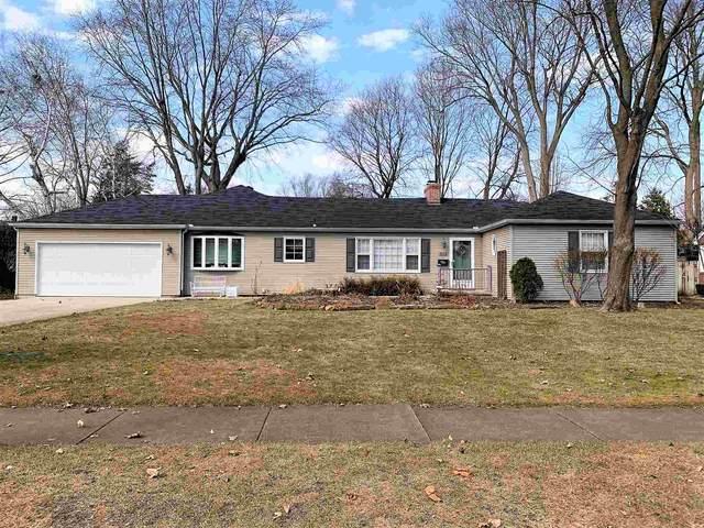 1522 Lawndale Road, Elkhart, IN 46514 (MLS #202107180) :: The ORR Home Selling Team